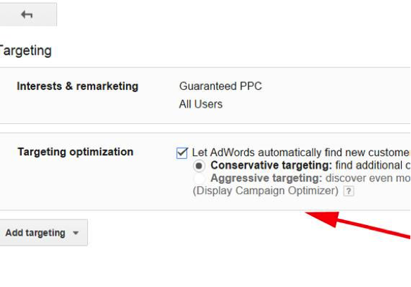 audience retargeting